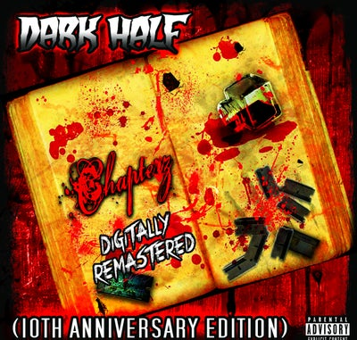 Image of DARK HALF : CHAPTERZ ( 10th anniversary edition)