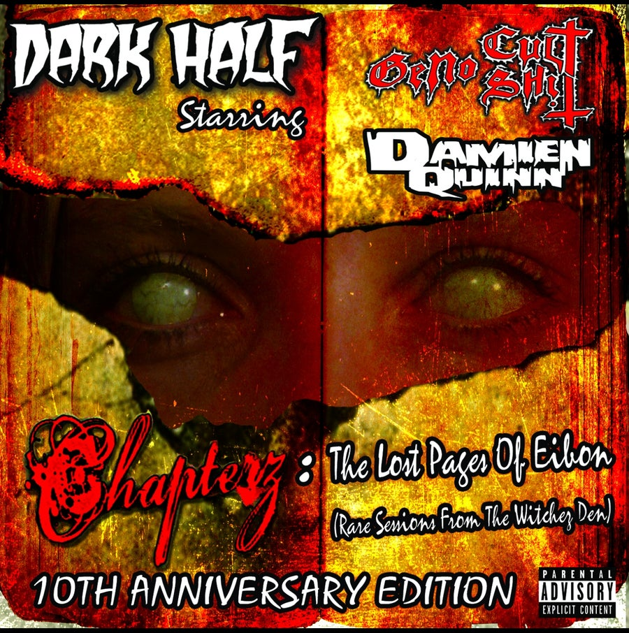 Image of DARK HALF : CHAPTERZ     LOST PAGES OF EIBON  CD