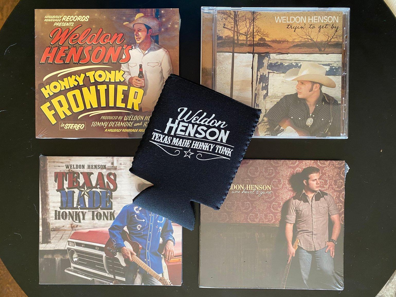 Image of Weldon Henson CD Special