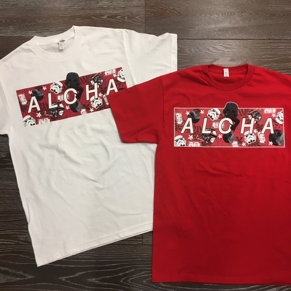 Image of Imperial ALOHA Men's T-Shirt