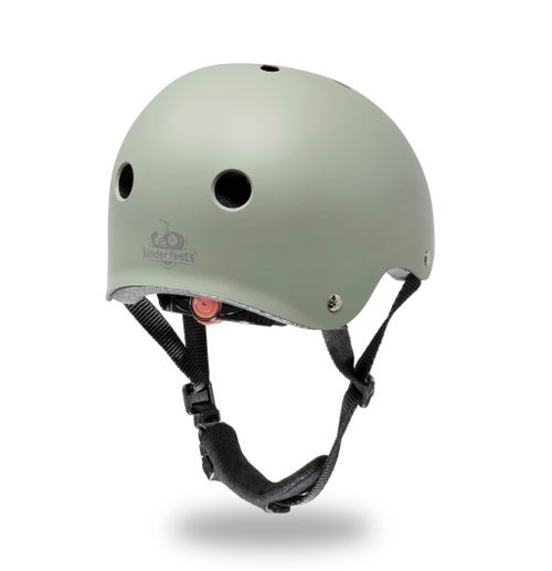 Image of Helmet Matte Silver Sage. NEW COLOR!