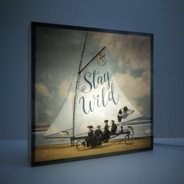 Image of Stay Wild dual