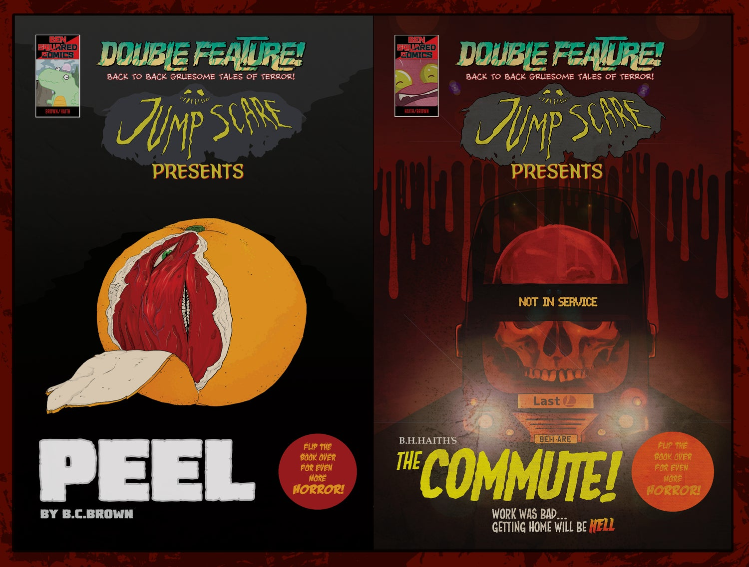 Image of Jump Scare Presents: Peel & The Commute!