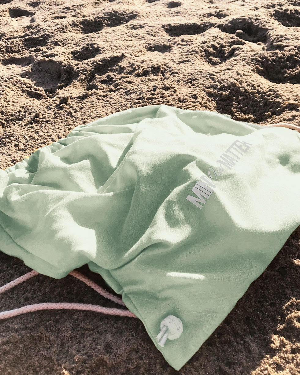 Image of Summer Bag |Pastel  Mint