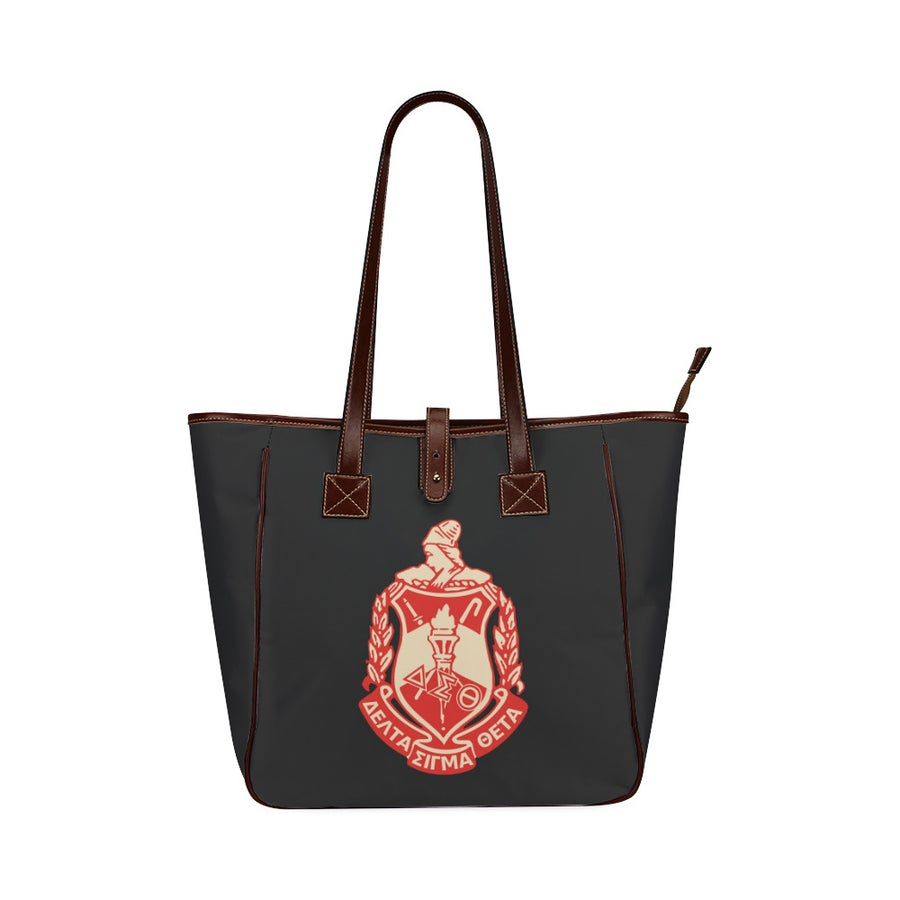 Image of Delta Shield Luxury Tote Bag