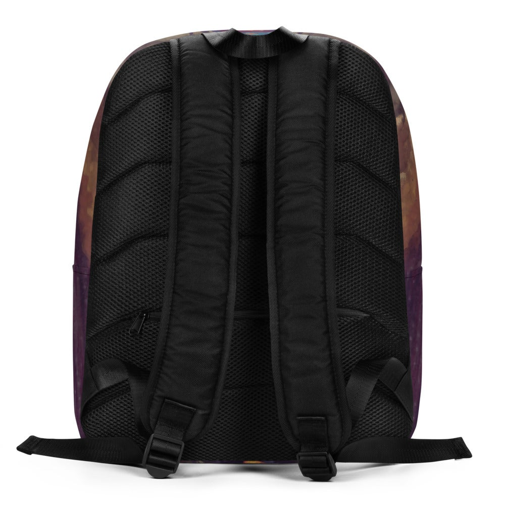 The Subterranean Spawn  Minimalist Backpack by Mark Cooper Art