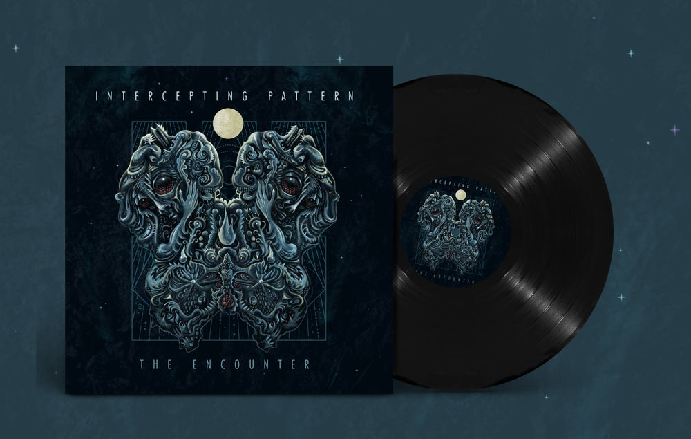 Image of INTERCEPTING PATTERN - The Encounter LP pre-order