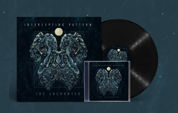 Image of INTERCEPTING PATTERN - The Encounter LP+CD pre-order