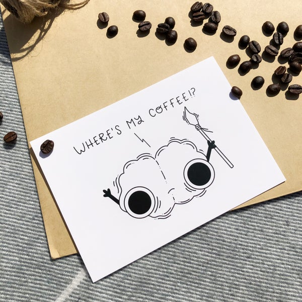 Image of The Coffee Monster