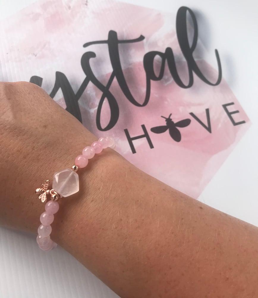 Image of Crystal Hive Bracelet
