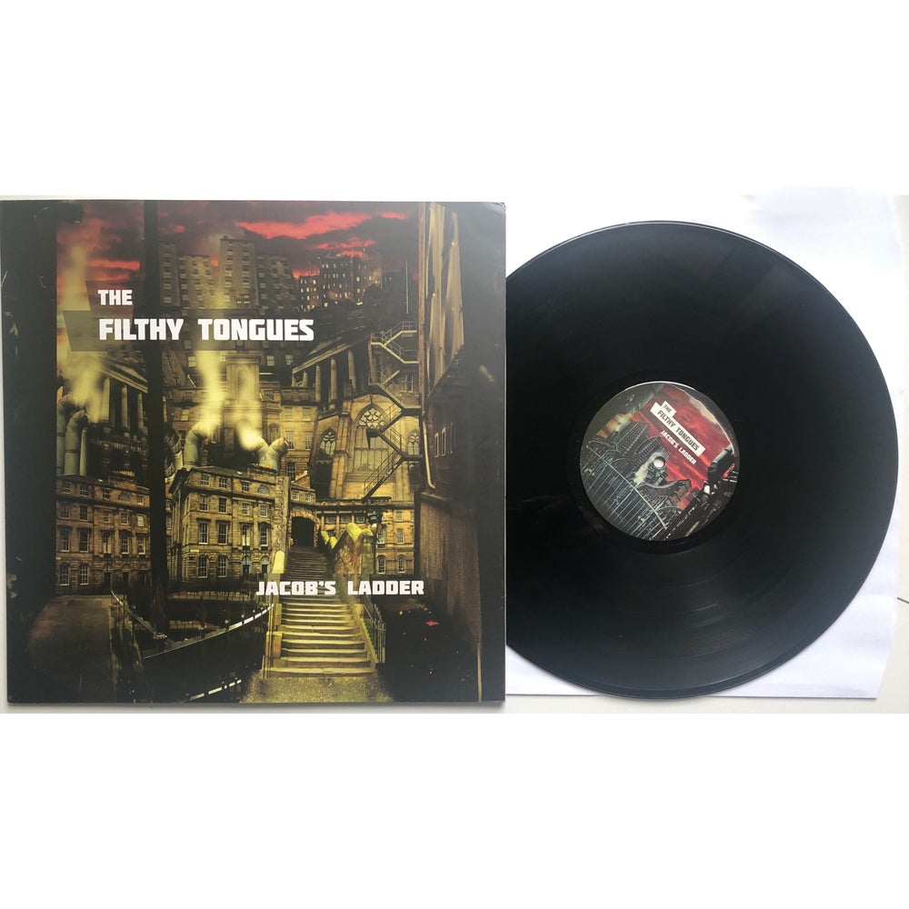 Image of Jacob's Ladder (Vinyl album) - The Filthy Tongues