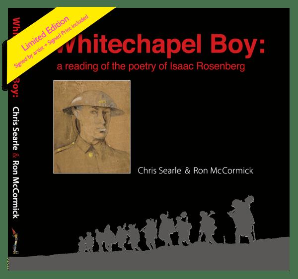 Image of WHITECHAPEL BOY   -   by Ron McCormick  &  Chris Searle