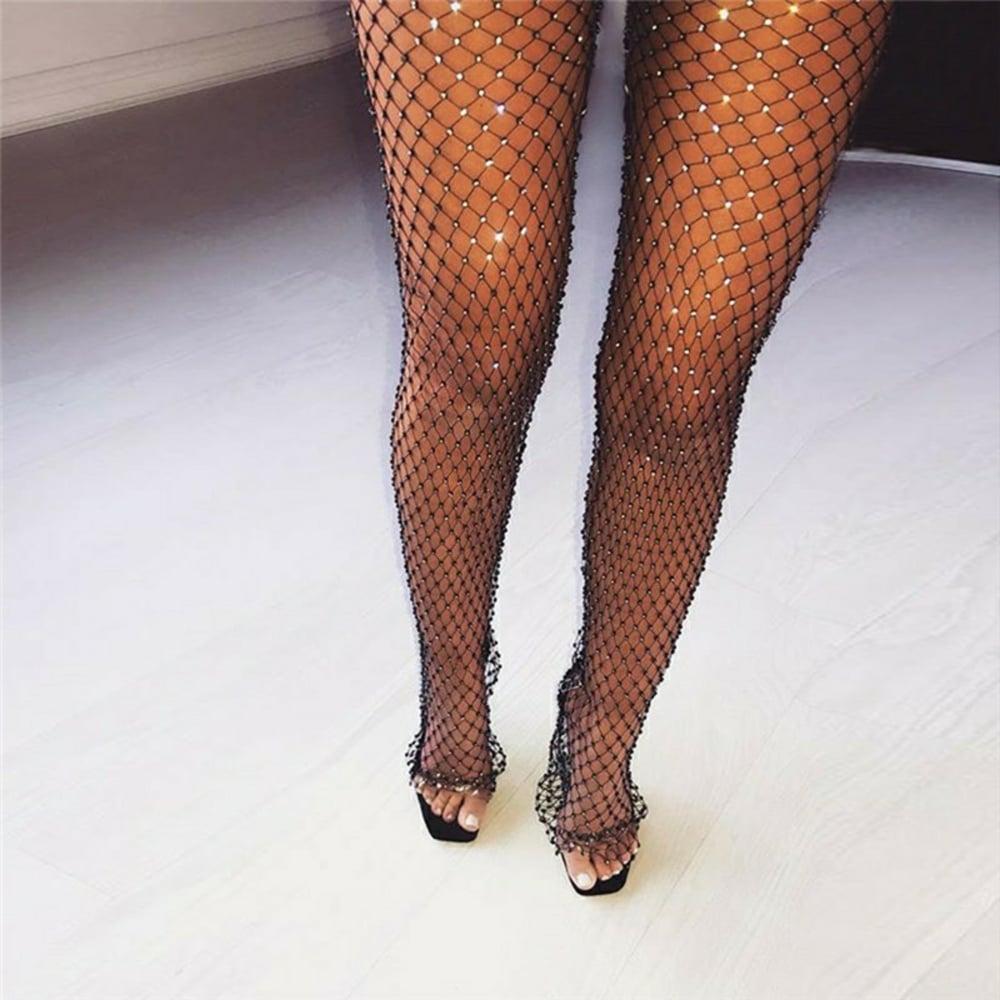 Image of Hype Fishnet Pants