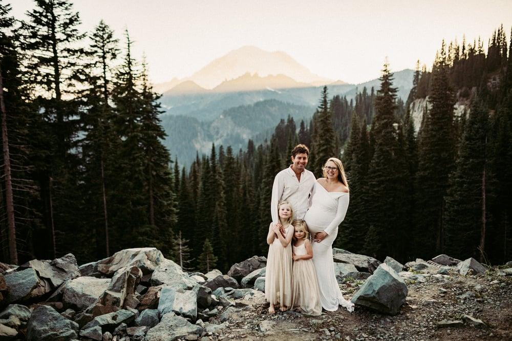 Image of Mt Rainier Sessions