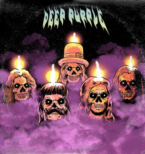 "Image of 1/200 Bow To Your Masters Volume Two: DEEP PURPLE ""The Purps"" *PreOrder* (Expected Nov. 2021)"