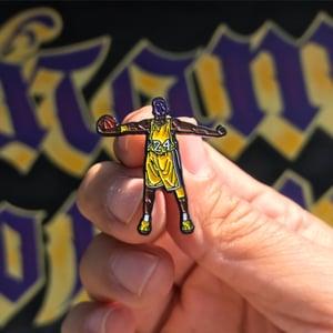 Image of Kobe Pin