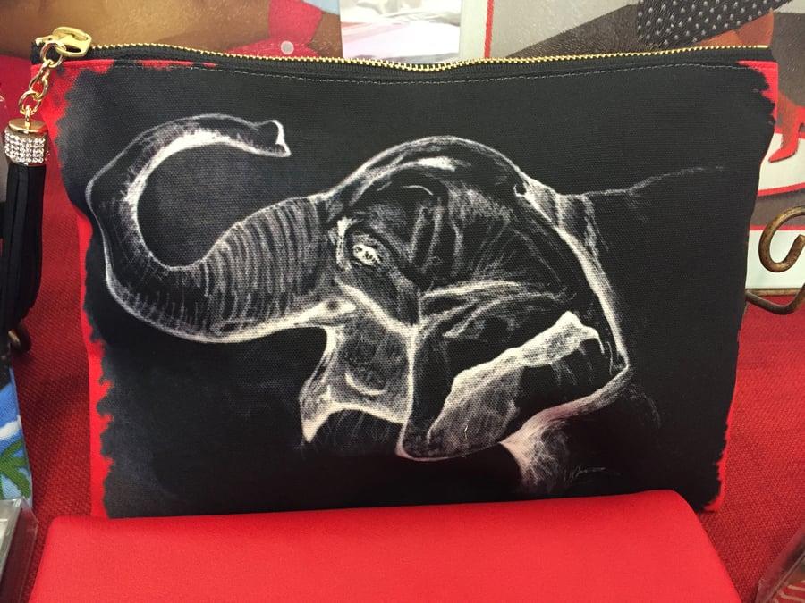 Image of Joyful Elephant