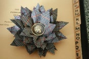 Image of Marguerite Pin (Silver)