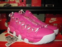 "Air More Money QS x Sneaker Room/BCA - Pink"" - SIZE11ONLY - BY 23PENNY"