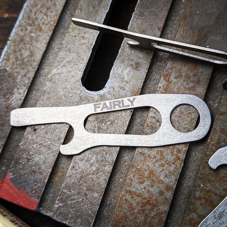 Image of Slim Original DFK Keychain Tool