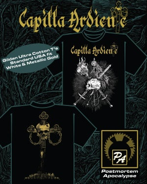 Image of Capilla Ardiente /// Shirts of Doom!