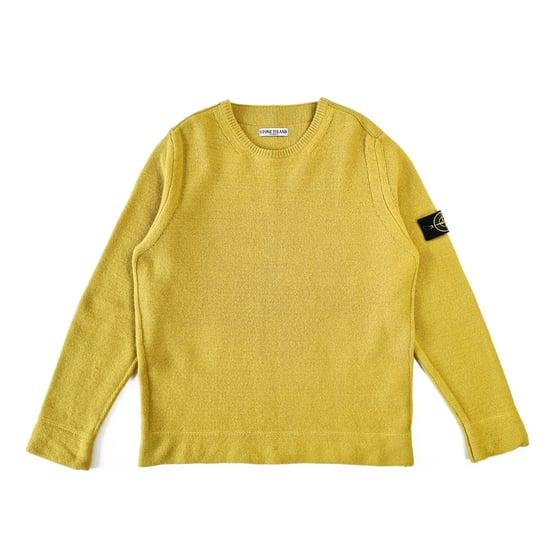 Image of Stone Island Wool Knit Jumper