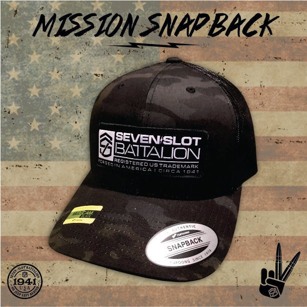 Image of Mission Snapback Trucker