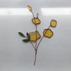 Image of Yellow Posie no.4