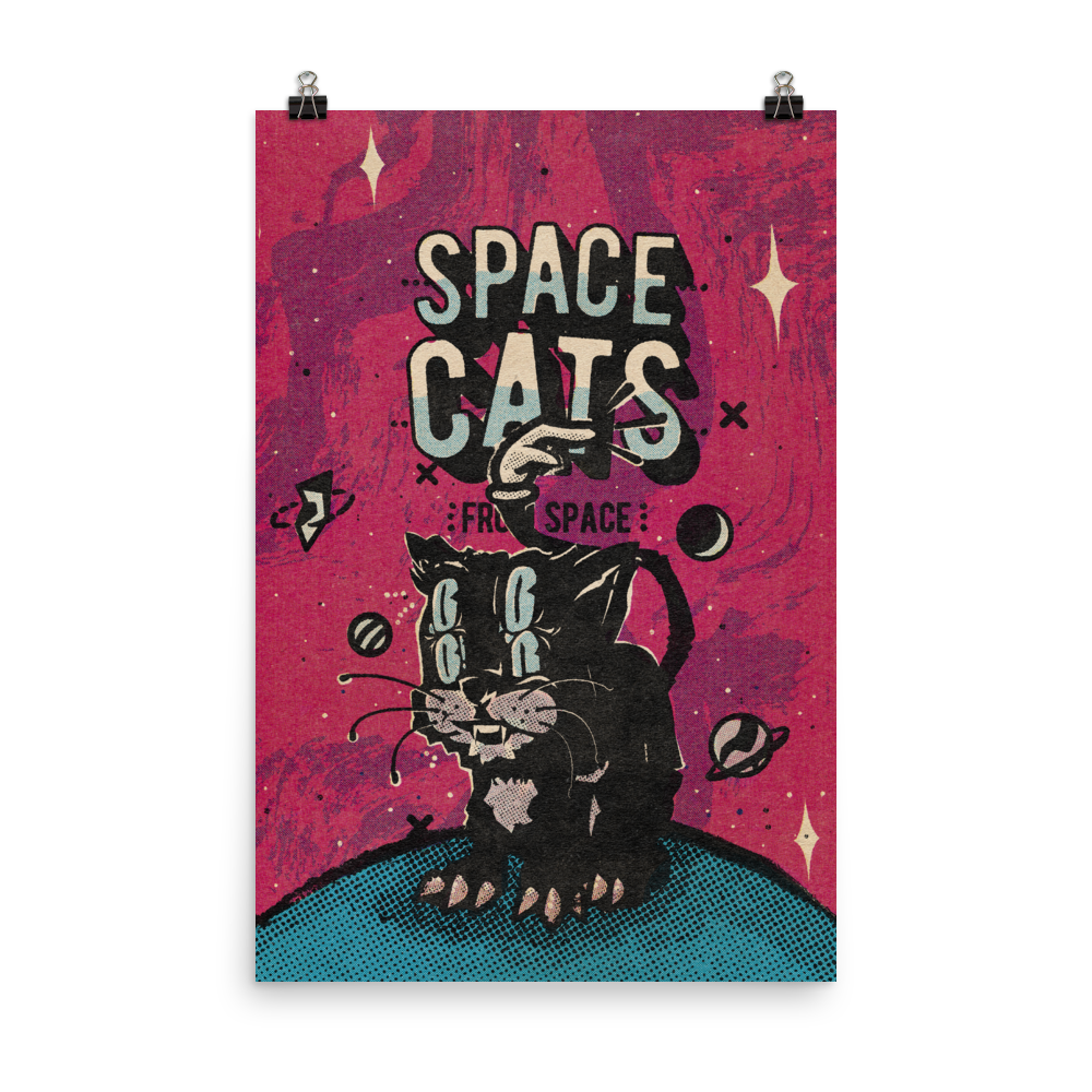 Image of Space Cats from Space