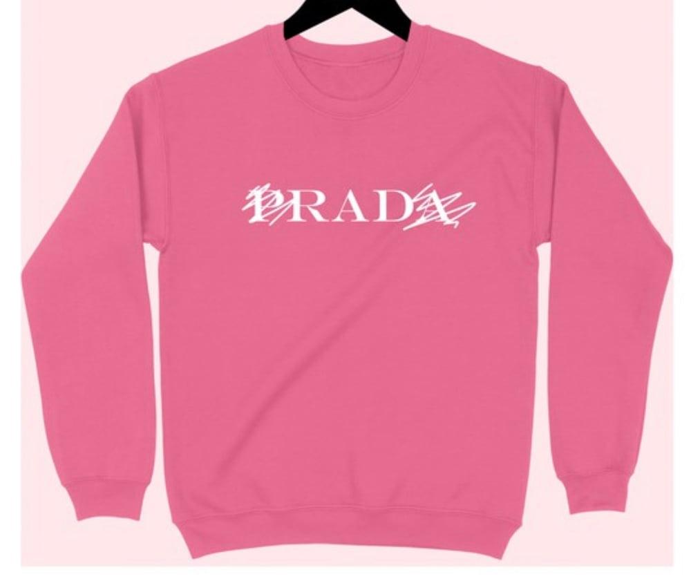 Image of Pink Prada Babe