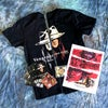 Vengeance Turns T-Shirt/Pin Bundle