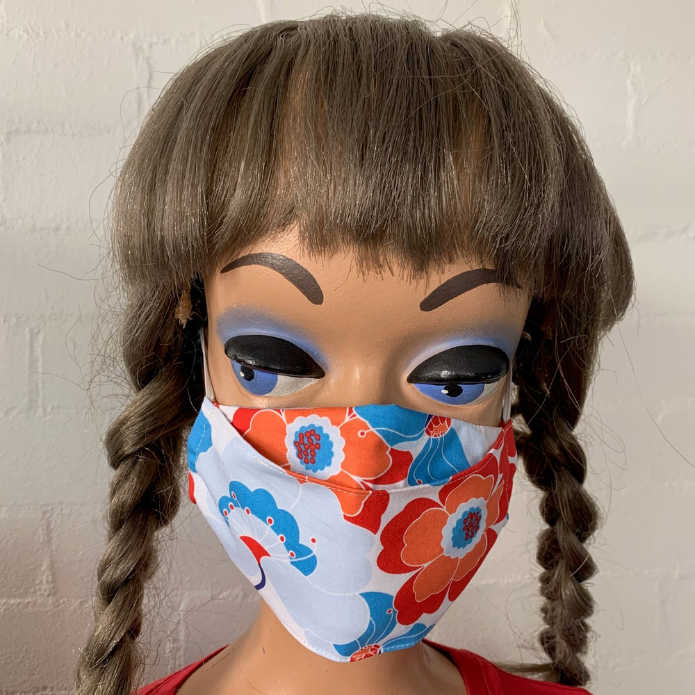 Image of Magical Mystery Tour Face Mask