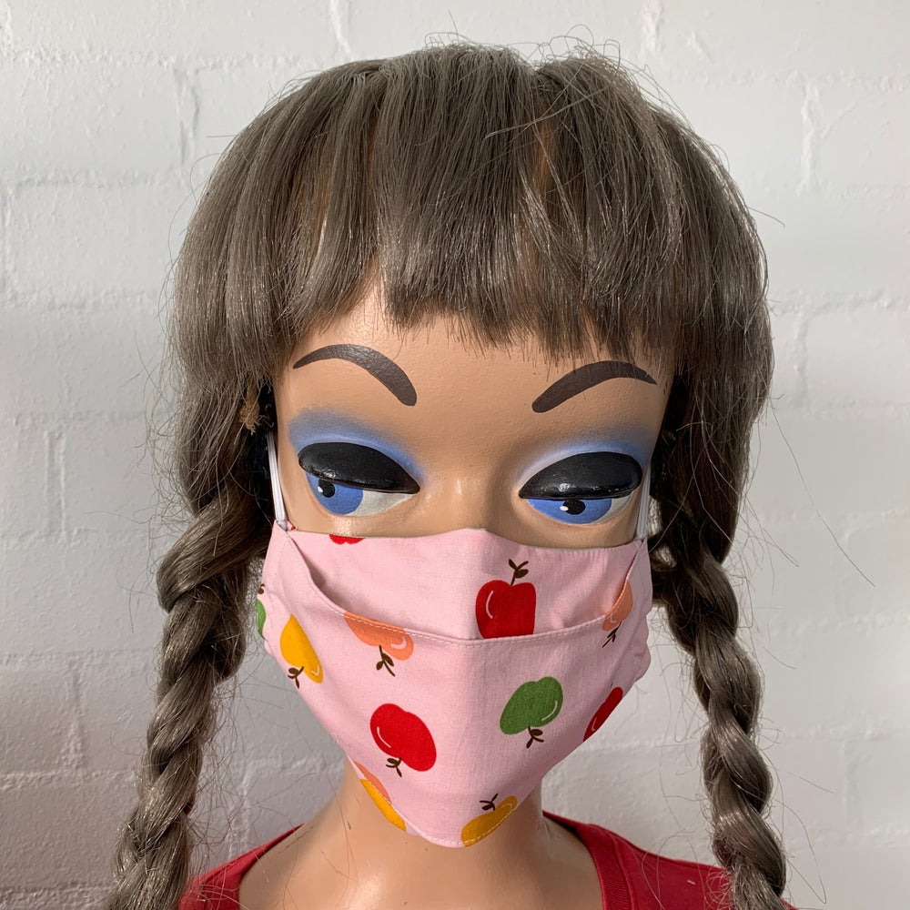 Image of Apple Bonkers Face Mask