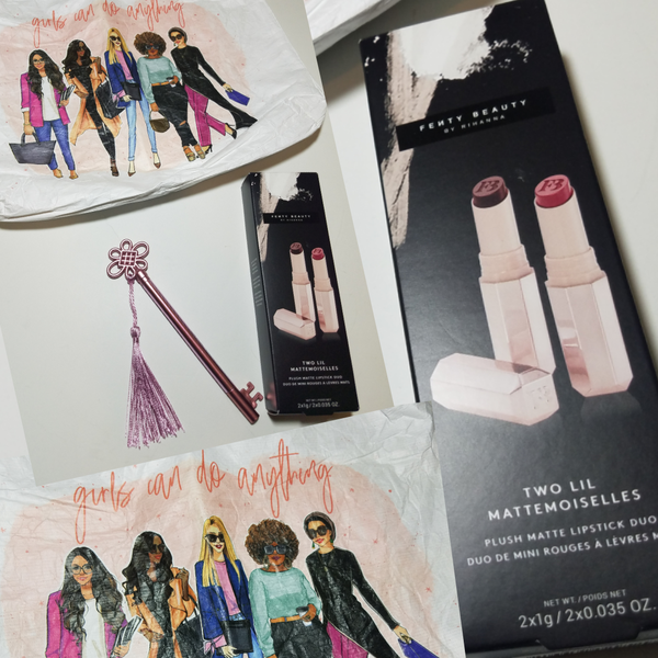 Image of  Girls Can Mini Fenty Beauty Bundle