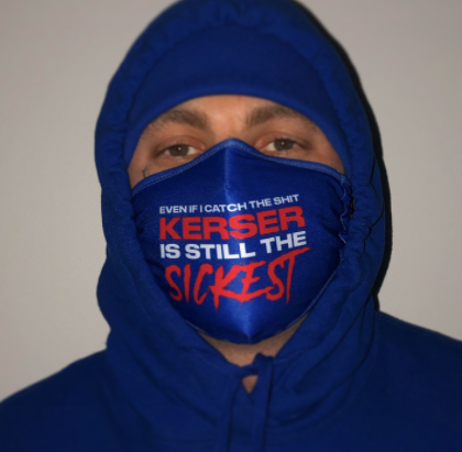 Image of Kerser Still The Sickest Blue Mask
