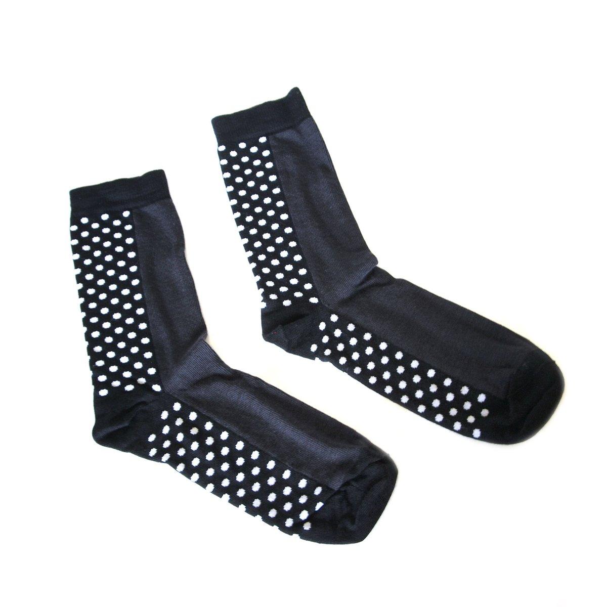 Image of ON THE SPOTS Socks - Grey