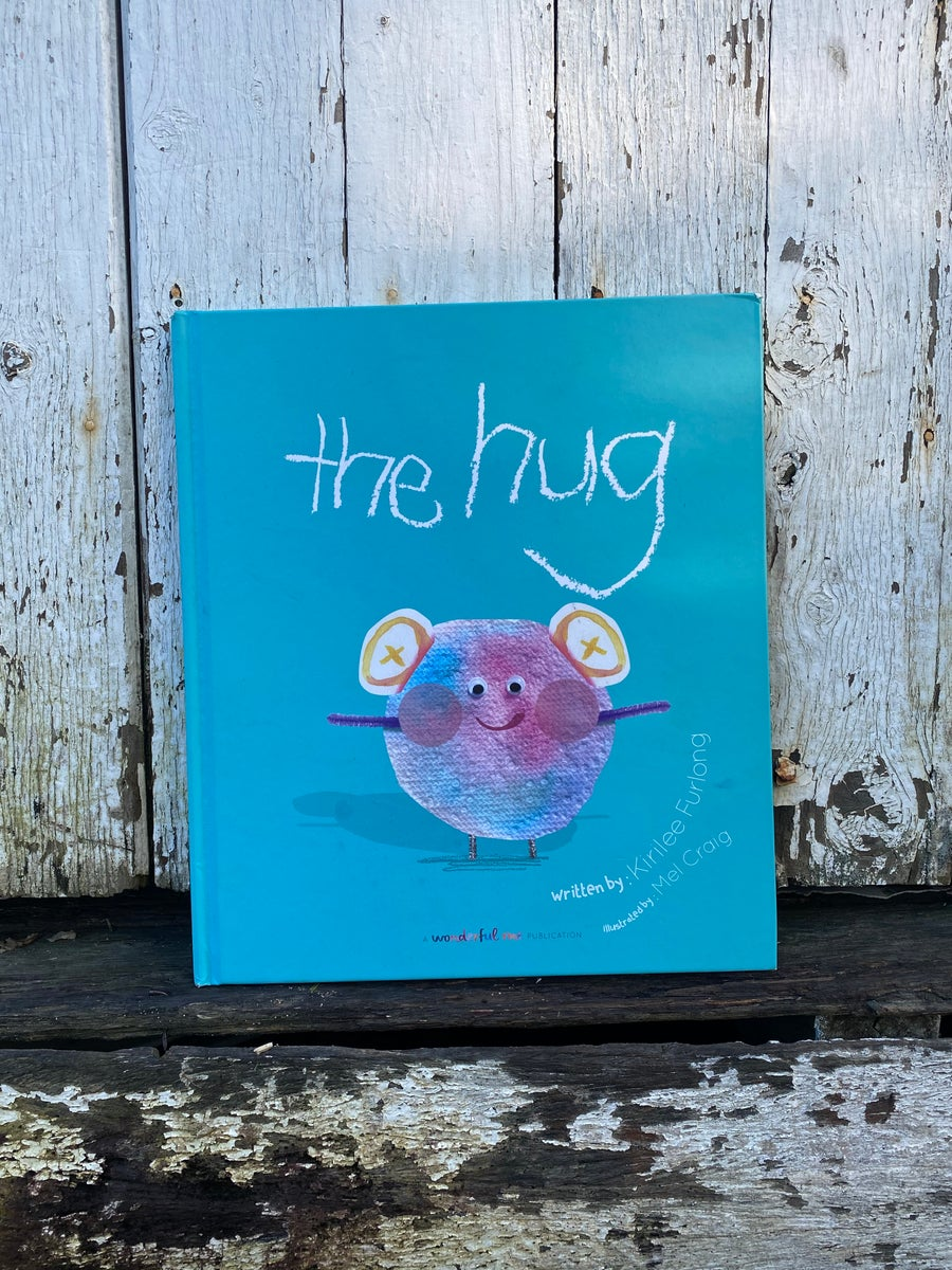 Image of The Hug Hardcover Book