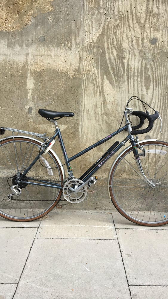 "Image of 21"" Raleigh Royal lady 531 50cm seat 54 top"