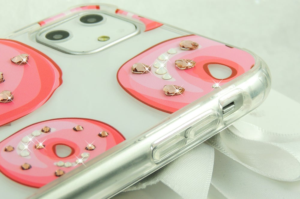 Image of Love Donut Accents Case Reduced from £30 to £20