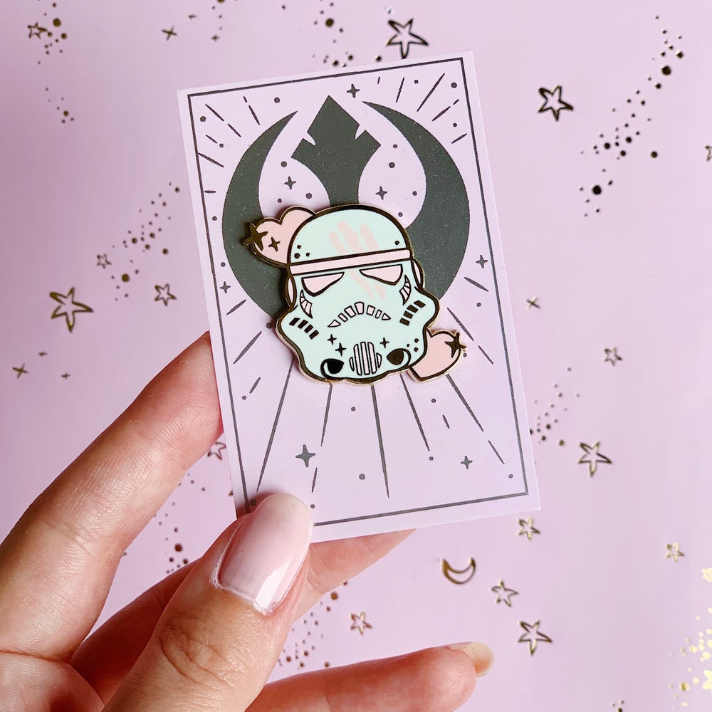 Image of Stormtrooper Pin