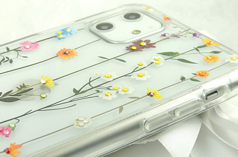 Image of Wild Flowers Accent Case Reduced from £30 to £20
