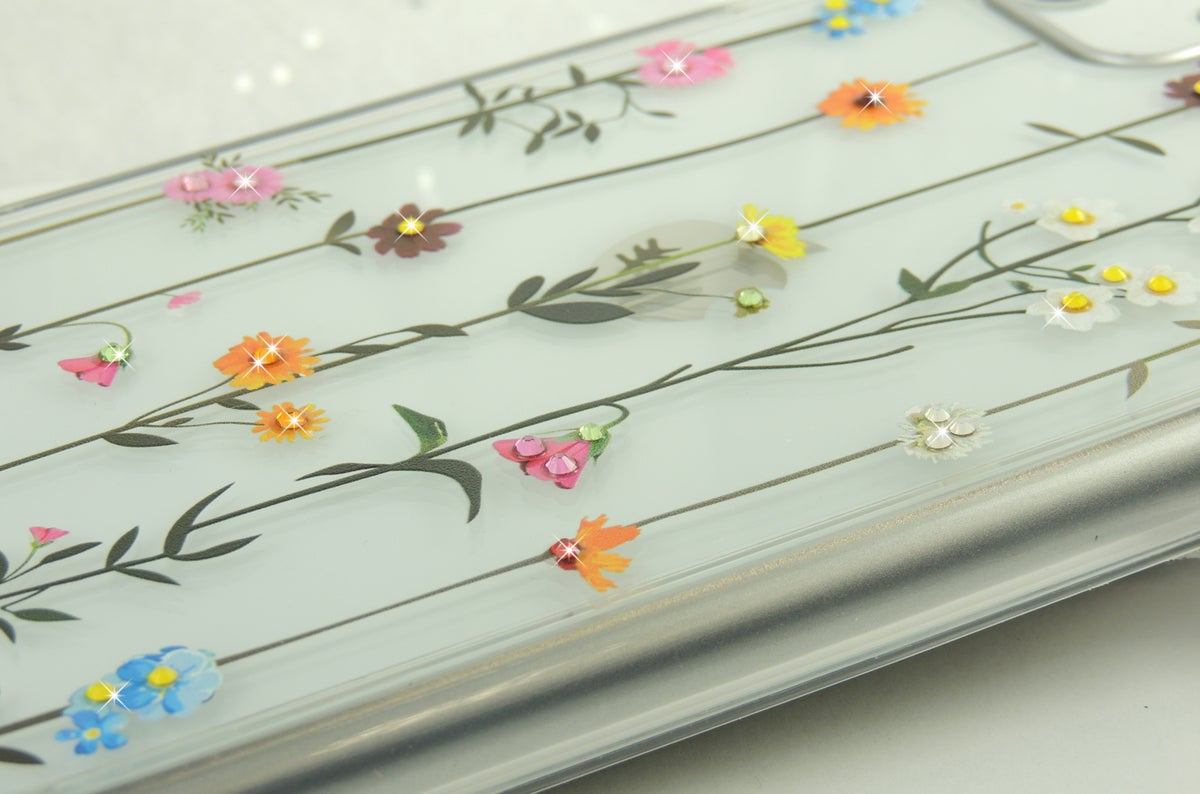 Image of Wild Flowers Accent Case