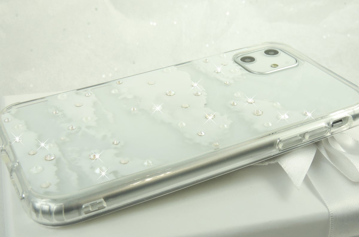 Image of Clouds Accent Case
