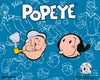 Popeye The Sailor Man - Popeye and Olive Enamel Pin Set 01