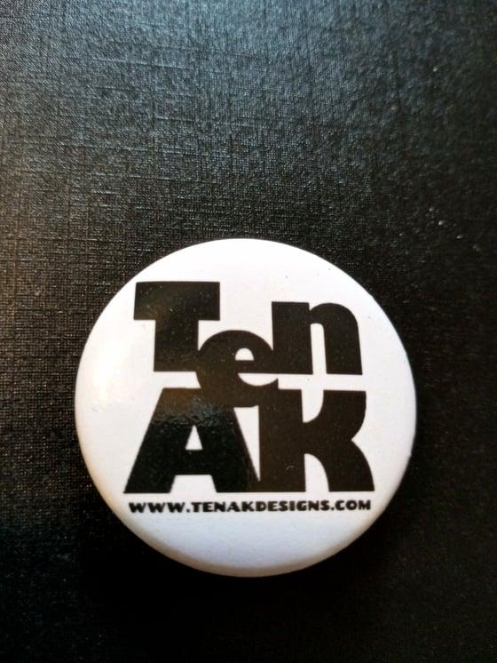 Image of Ten AK Logo Pin