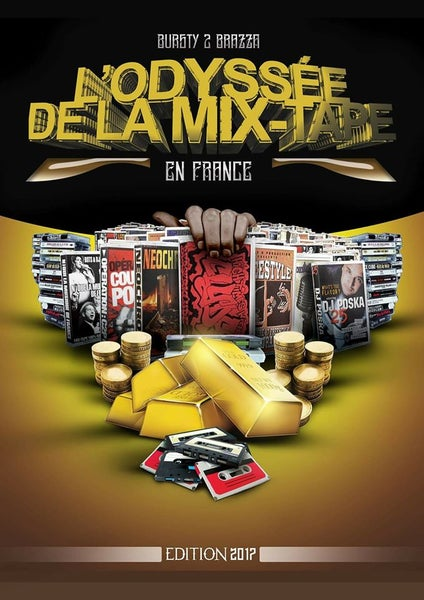Image of L'Odyssé de la mixtape en France, Volume  jaune