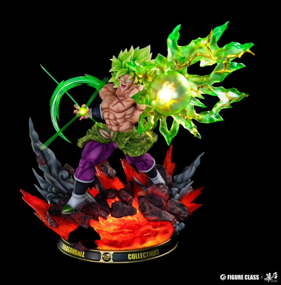 Image of [Last-Stock]Dragon Ball Figure Class Broly 1:6 Resin Statue