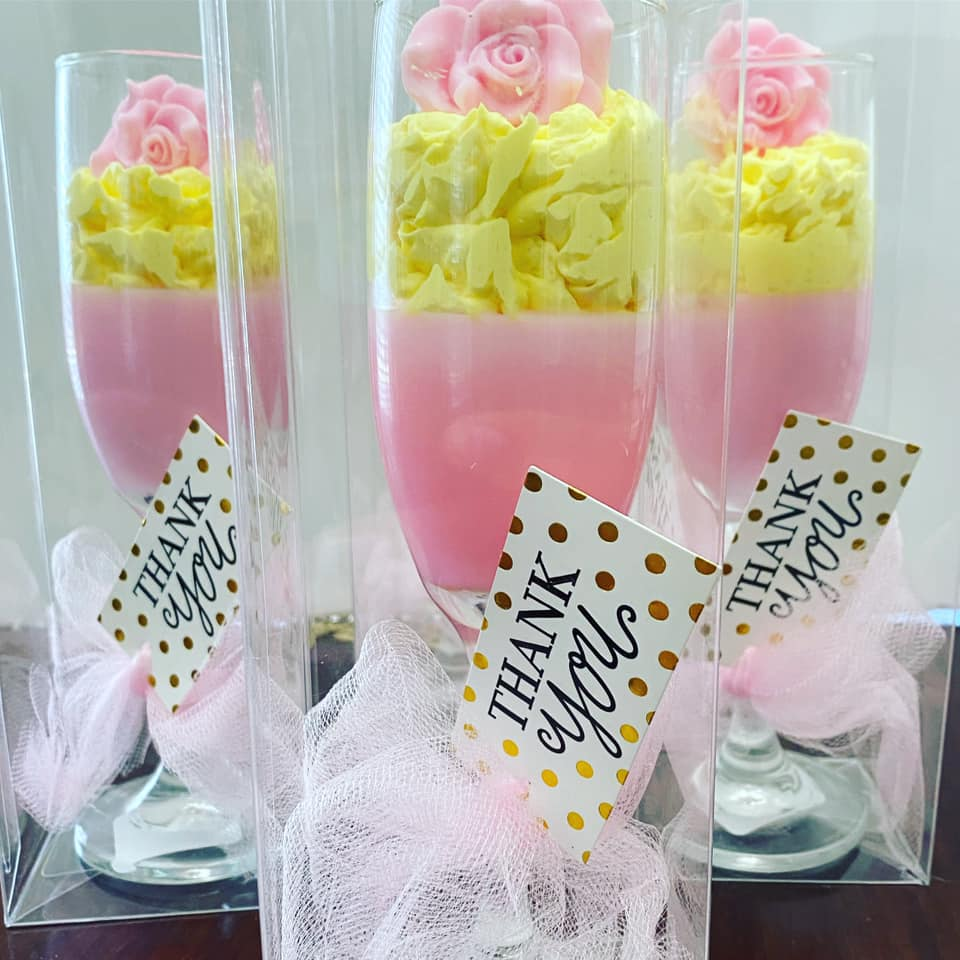 Specialty & Fancy Mini Cake Candles