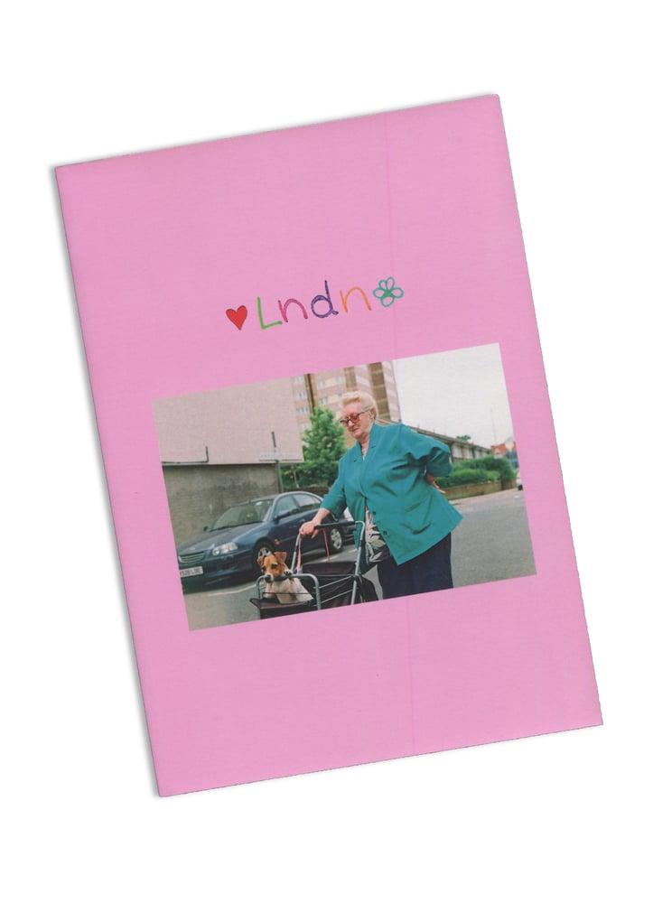 Image of EBOOK Lndn (fotolibro)