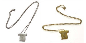 Image of Special edition - GOOD AS GOLD 925 necklace